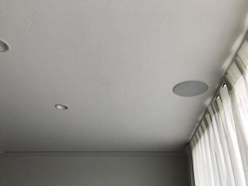 開放的な明るいリビングシアター完成☆_c0113001_22051948.jpg