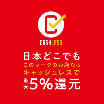"BISYUYAは ""キャッシュレス5%消費者還元制度"" 加盟店です。_b0081010_19370259.jpg"