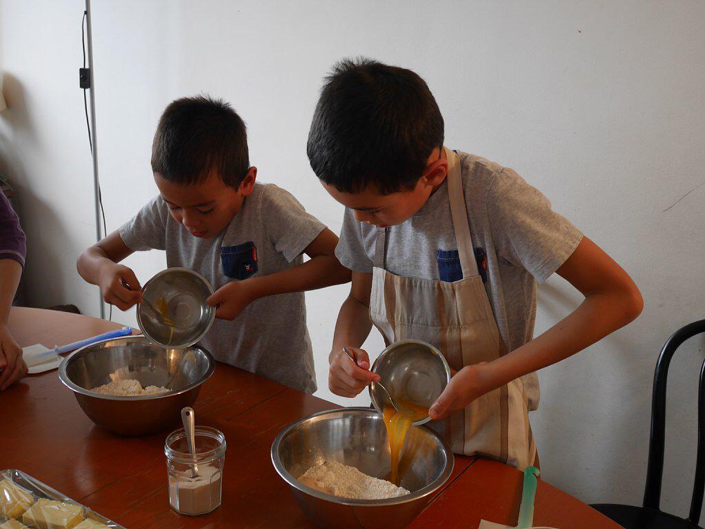 パリで子供パン教室_a0022917_04250463.jpg