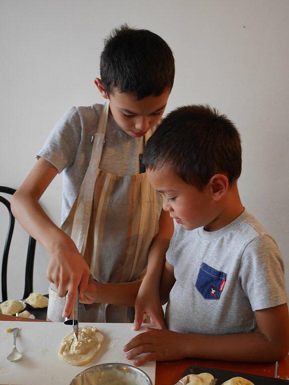 パリで子供パン教室_a0022917_04250521.jpg