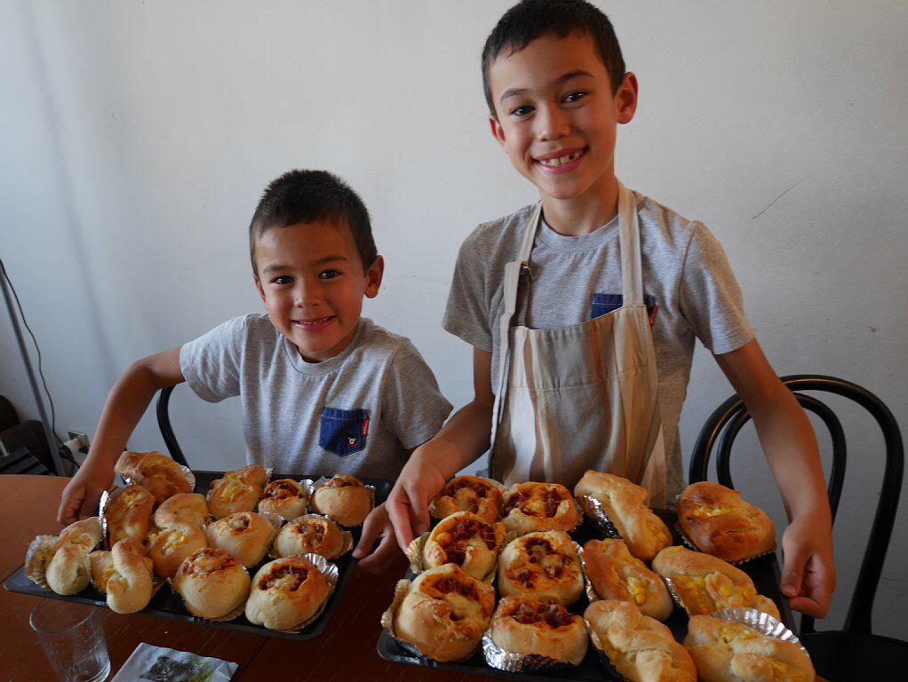 パリで子供パン教室_a0022917_04250543.jpg