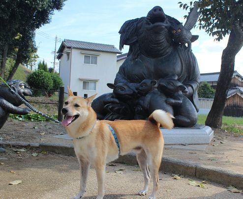 福崎へ妖怪を見に_e0371017_00222787.jpg