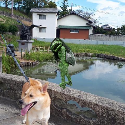 福崎へ妖怪を見に_e0371017_00283532.jpg