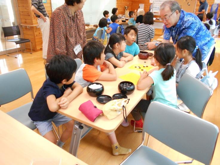 9月16日(月曜日)こども囲碁教室_e0362532_12372551.jpg