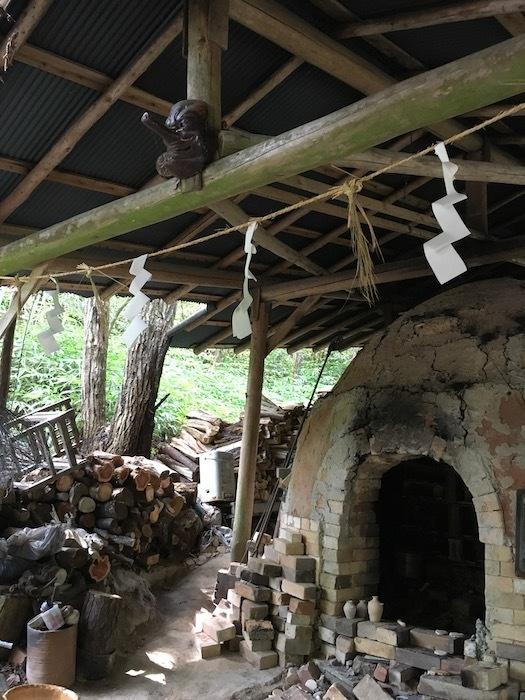 山添村の登り窯、窯出しです_e0359436_08174545.jpg