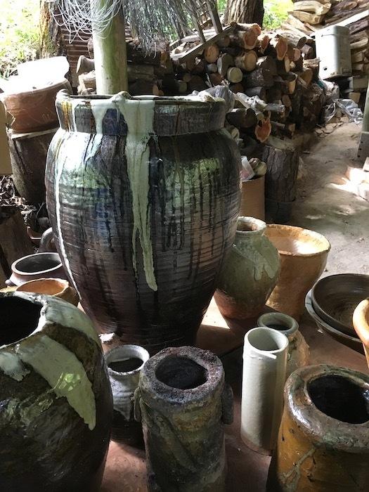 山添村の登り窯、窯出しです_e0359436_08174995.jpg