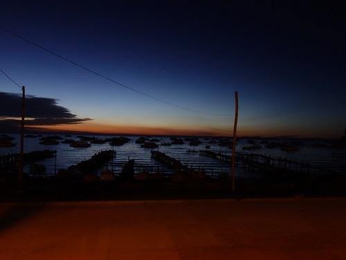 チチカカ湖畔で絶品トルーチャ(マス)のレモンソース_c0030645_06063156.jpg