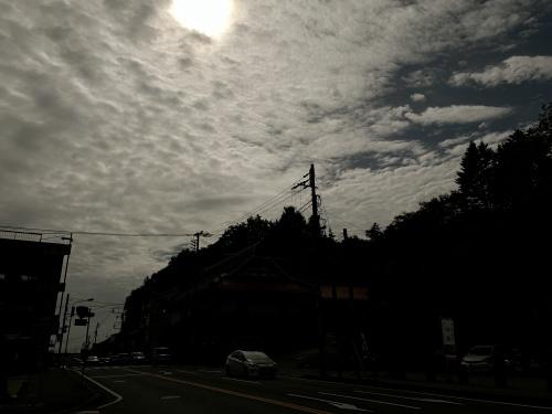 空もずっと一緒にいた気がした3日間でした♪_b0307951_19453101.jpg