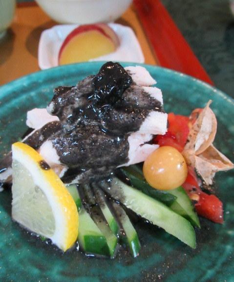 Asian Table Móng Cái(アジアンテーブル モンカイ)* 薬膳中華がベースのアジアン朝食♪_f0236260_00274123.jpg