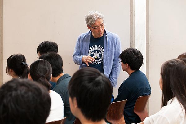 多摩美術大学説明会が開催されました。_f0227963_10385509.jpg