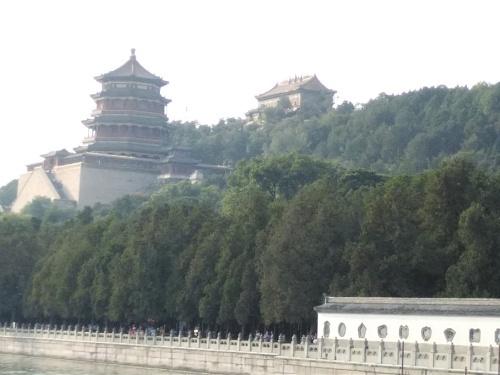 北京旅行2日目 ④ 世界遺産 頤和園散策_f0395164_18543705.jpg