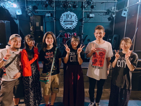 20190817 Live at 豊橋clubKNOT_d0082970_18171214.jpg