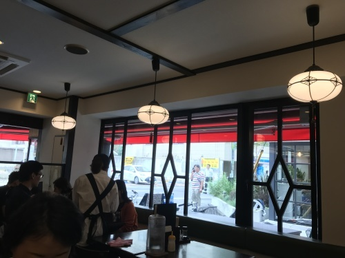 昭和レトロな「東京厨房」で_f0054677_04525032.jpg