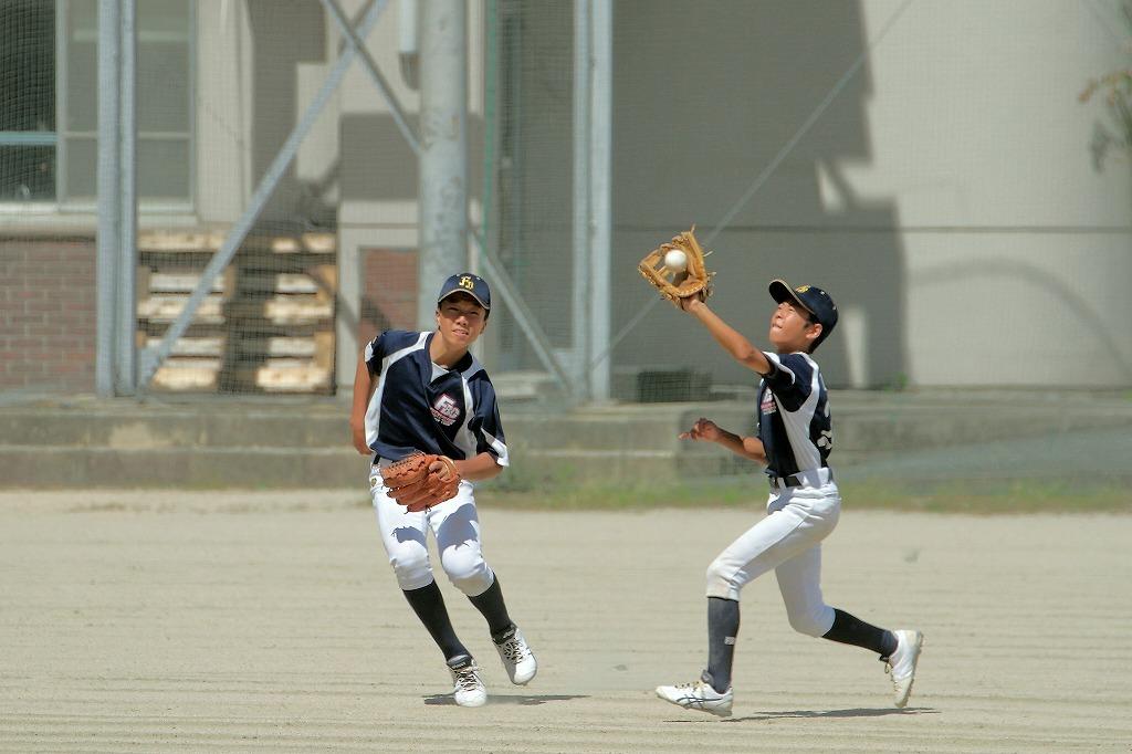 練習試合 vs龍野ボーイズ14_a0170082_06404386.jpg