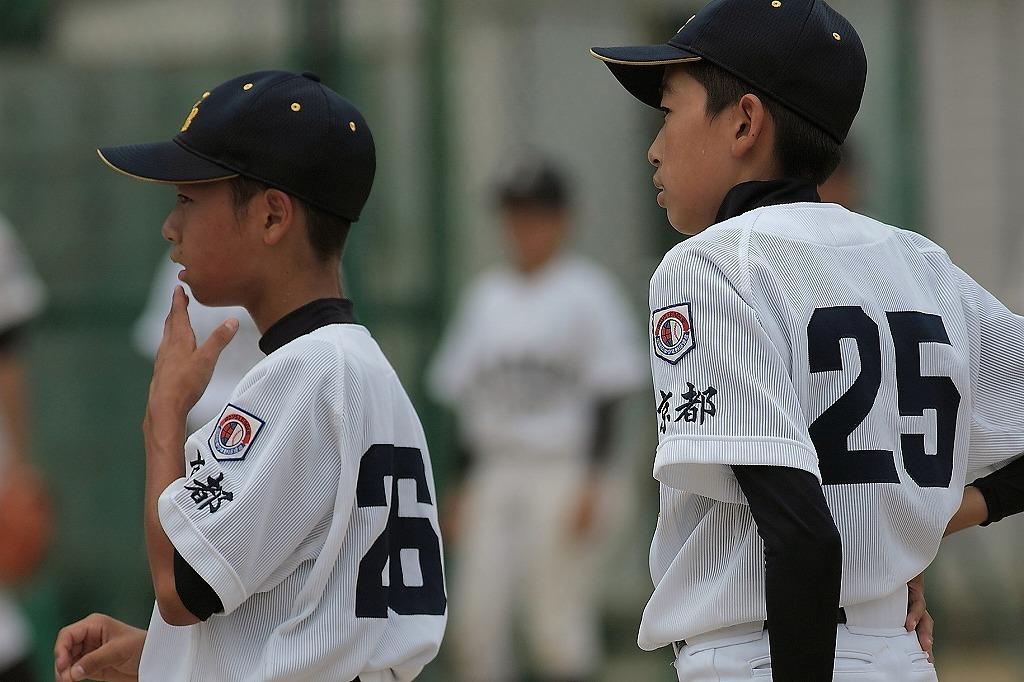 第15回京丹後ボーイズ親善試合 vs朝来ボーイズ1_a0170082_19211824.jpg