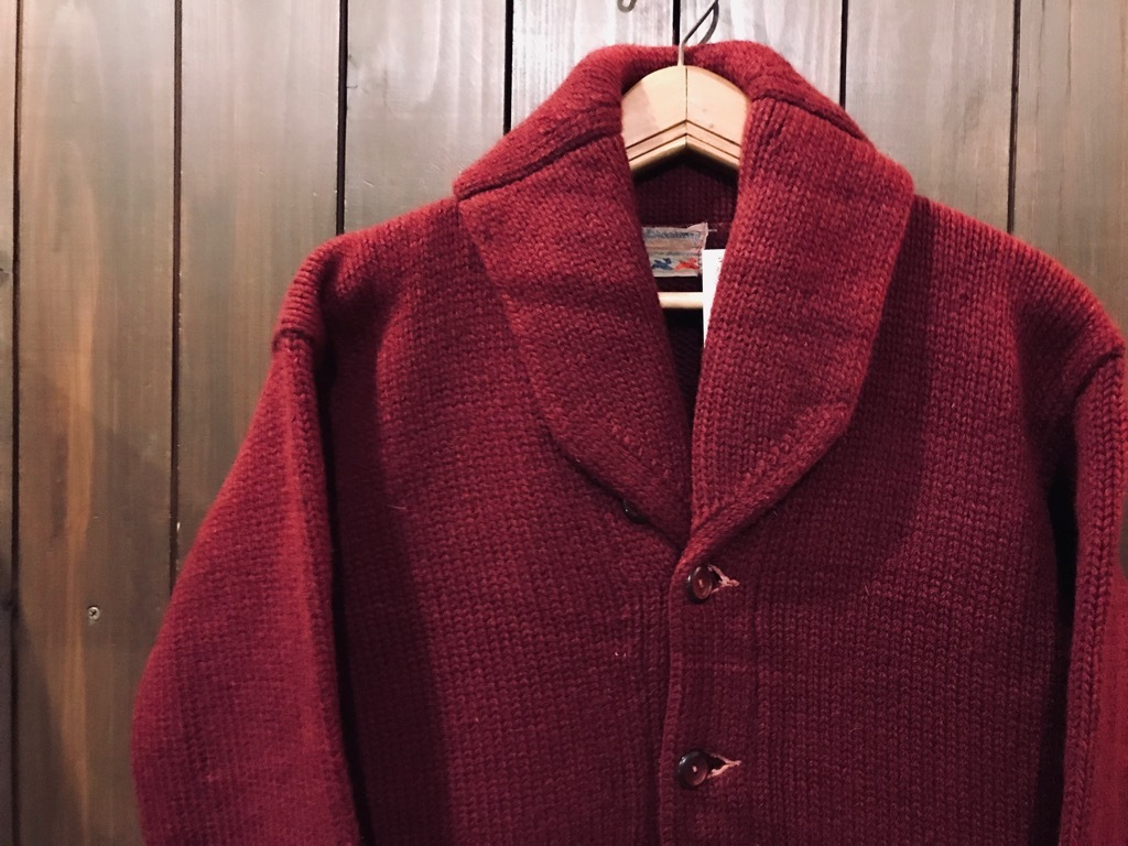 マグネッツ神戸店 10/2(水)Vintage入荷! #6 Award Knit Item!!!_c0078587_16544937.jpg