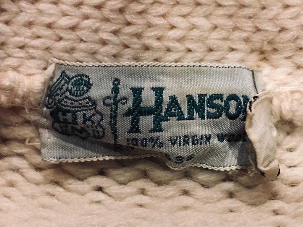 マグネッツ神戸店 10/2(水)Vintage入荷! #6 Award Knit Item!!!_c0078587_17041923.jpg