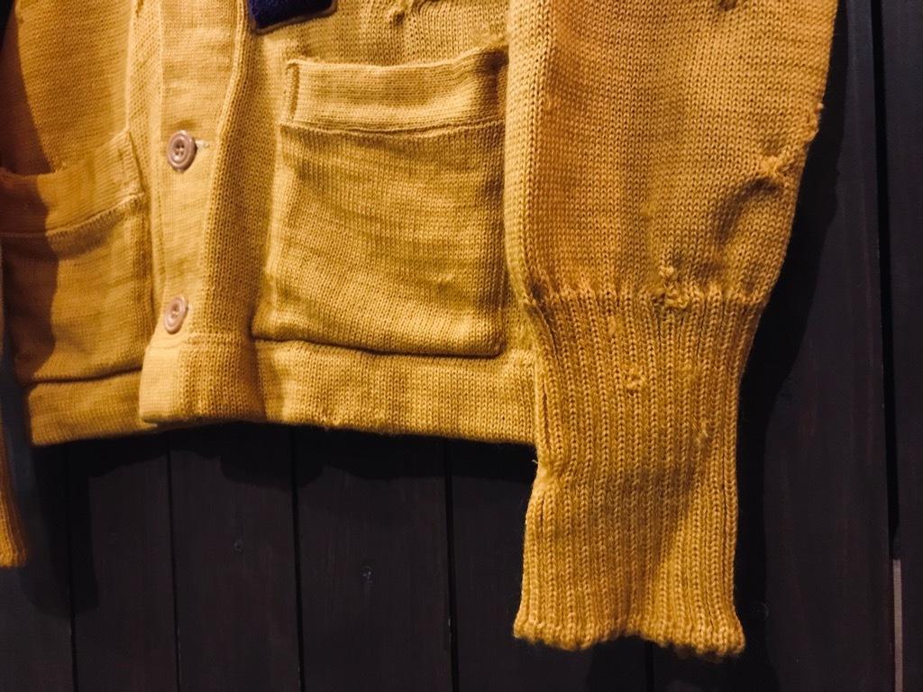 マグネッツ神戸店 10/2(水)Vintage入荷! #6 Award Knit Item!!!_c0078587_17070119.jpg