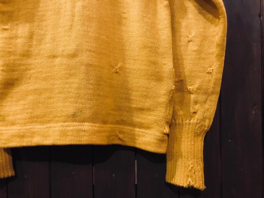 マグネッツ神戸店 10/2(水)Vintage入荷! #6 Award Knit Item!!!_c0078587_17070264.jpg