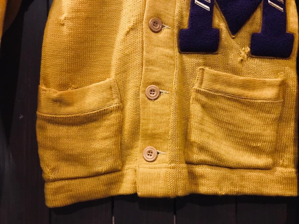 マグネッツ神戸店 10/2(水)Vintage入荷! #6 Award Knit Item!!!_c0078587_17073061.jpg