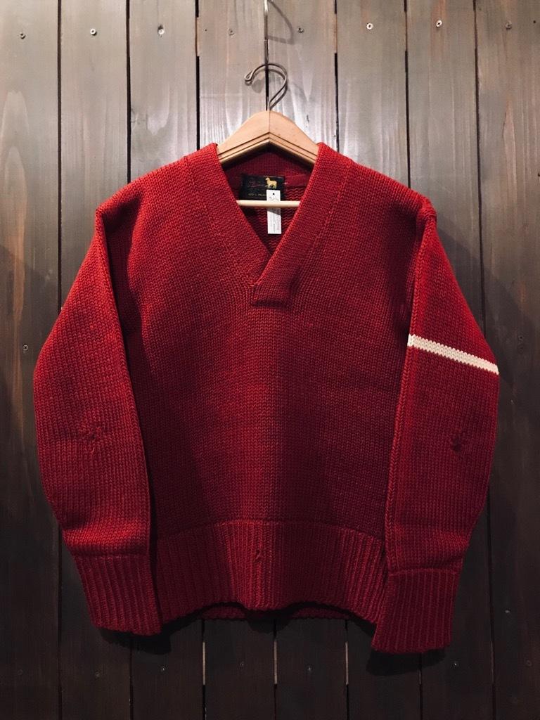 マグネッツ神戸店 10/2(水)Vintage入荷! #6 Award Knit Item!!!_c0078587_17102314.jpg