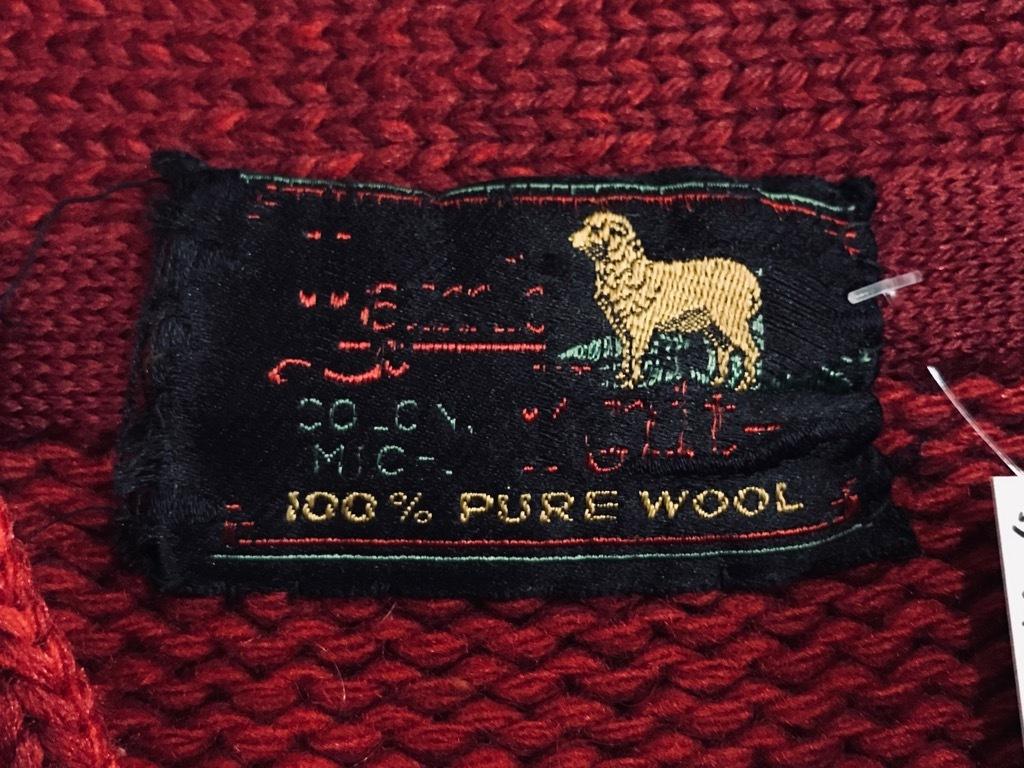 マグネッツ神戸店 10/2(水)Vintage入荷! #6 Award Knit Item!!!_c0078587_17105795.jpg