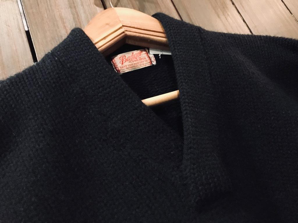 マグネッツ神戸店 10/2(水)Vintage入荷! #6 Award Knit Item!!!_c0078587_17111488.jpg