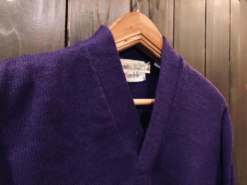 マグネッツ神戸店 10/2(水)Vintage入荷! #6 Award Knit Item!!!_c0078587_17122533.jpg