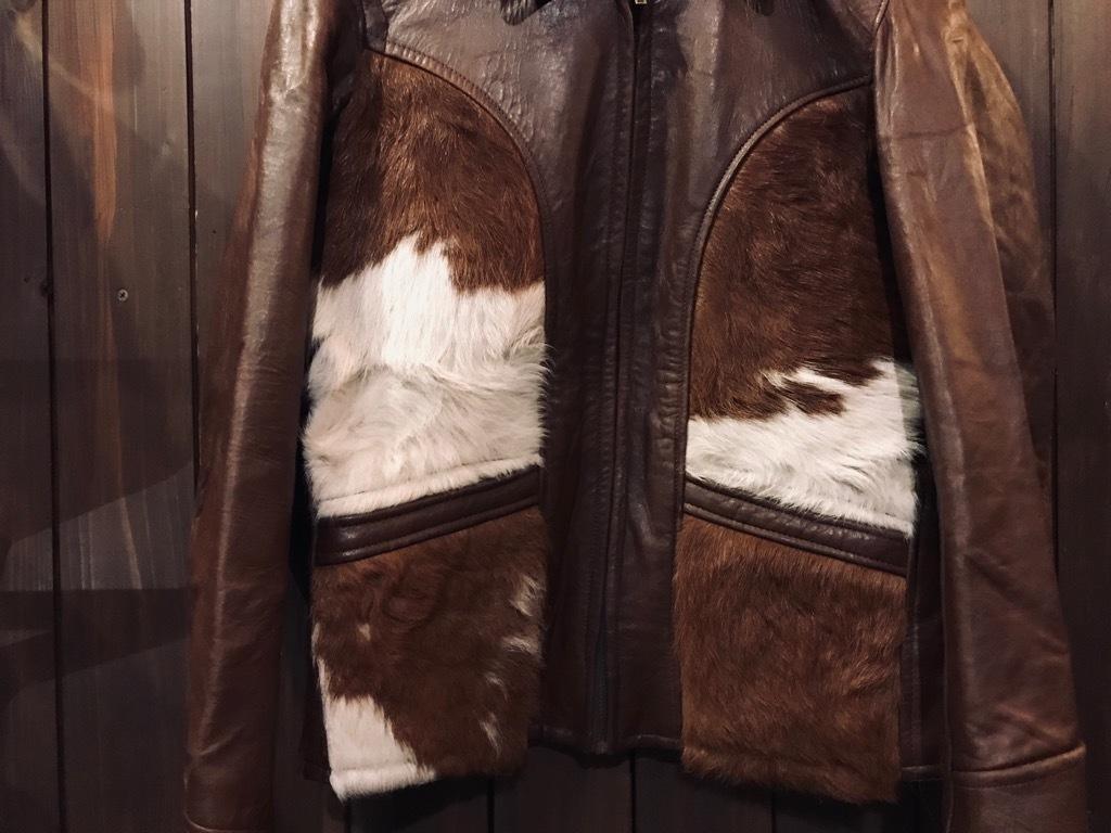 マグネッツ神戸店10/2(水)冬Vintage入荷! #8 Brown Leather Jacket!!!_c0078587_22305510.jpg