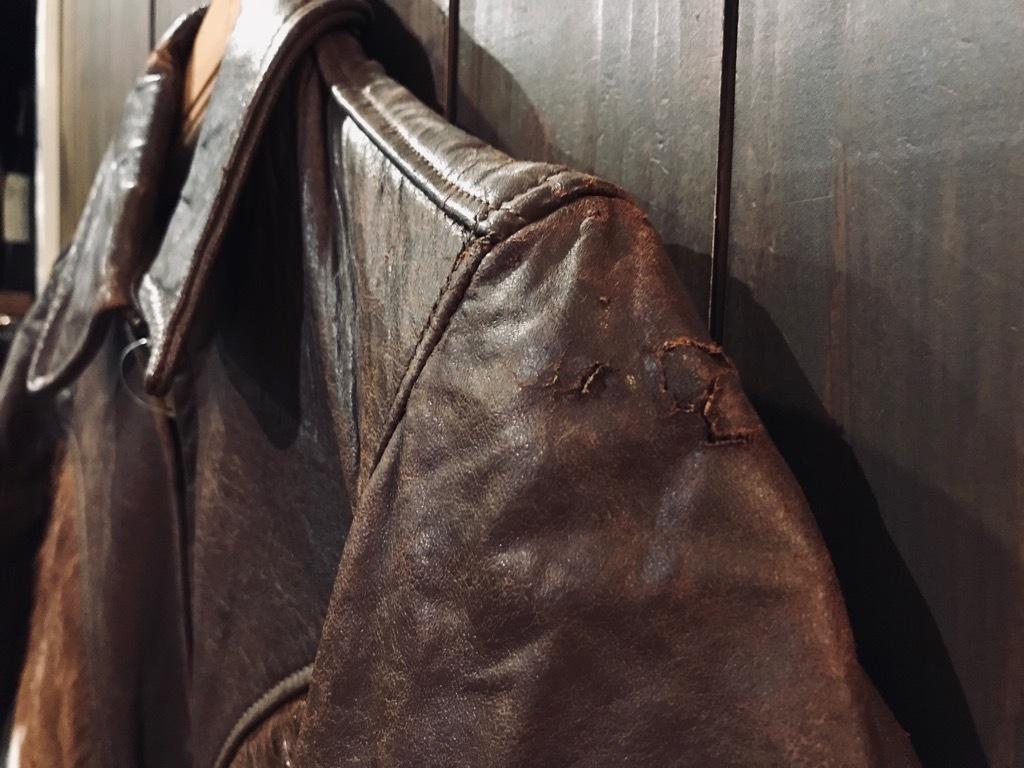 マグネッツ神戸店10/2(水)冬Vintage入荷! #8 Brown Leather Jacket!!!_c0078587_22305539.jpg