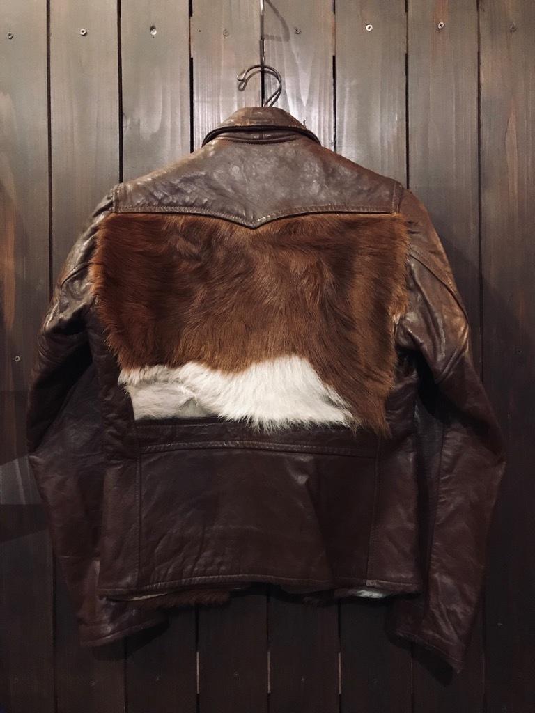 マグネッツ神戸店10/2(水)冬Vintage入荷! #8 Brown Leather Jacket!!!_c0078587_22305571.jpg