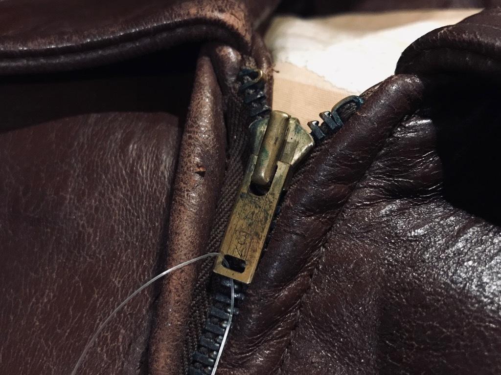 マグネッツ神戸店10/2(水)冬Vintage入荷! #8 Brown Leather Jacket!!!_c0078587_22305624.jpg