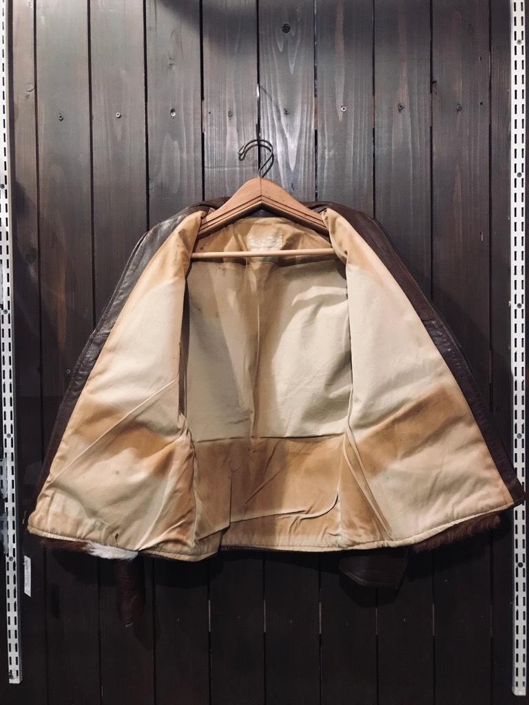 マグネッツ神戸店10/2(水)冬Vintage入荷! #8 Brown Leather Jacket!!!_c0078587_22305627.jpg