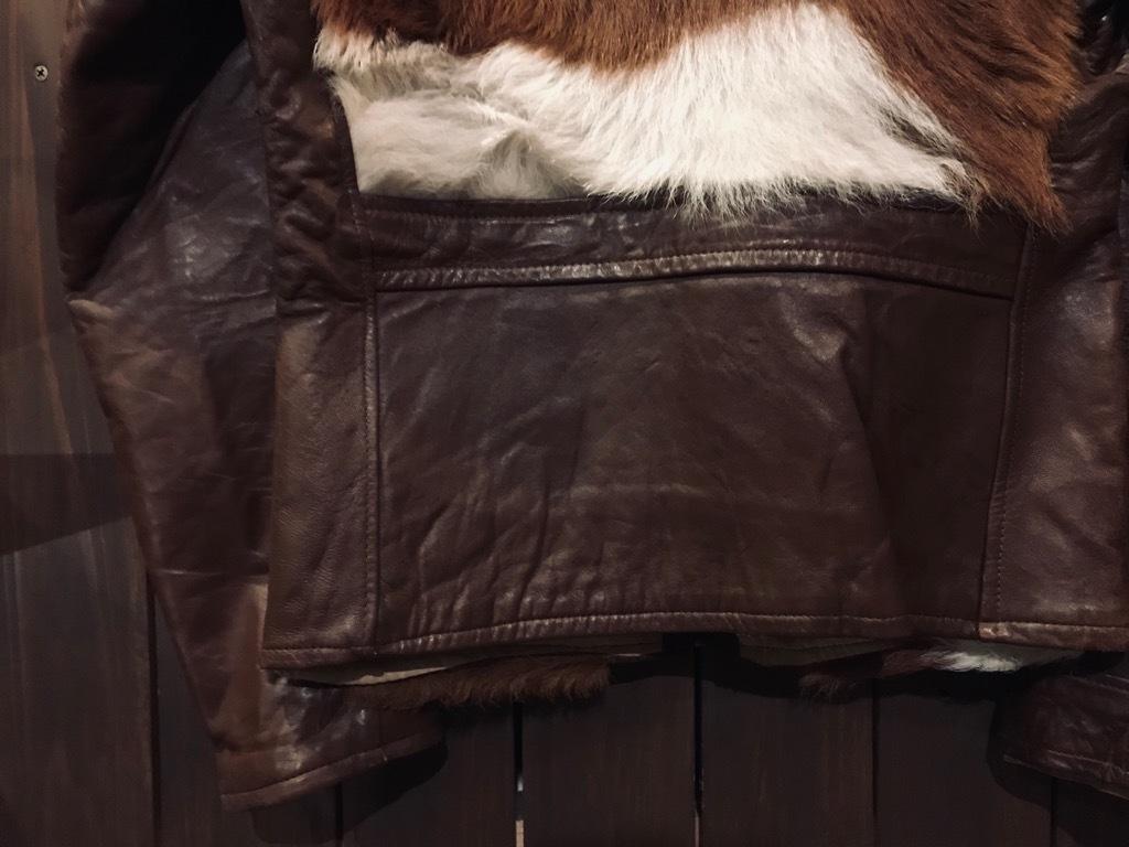 マグネッツ神戸店10/2(水)冬Vintage入荷! #8 Brown Leather Jacket!!!_c0078587_22323957.jpg