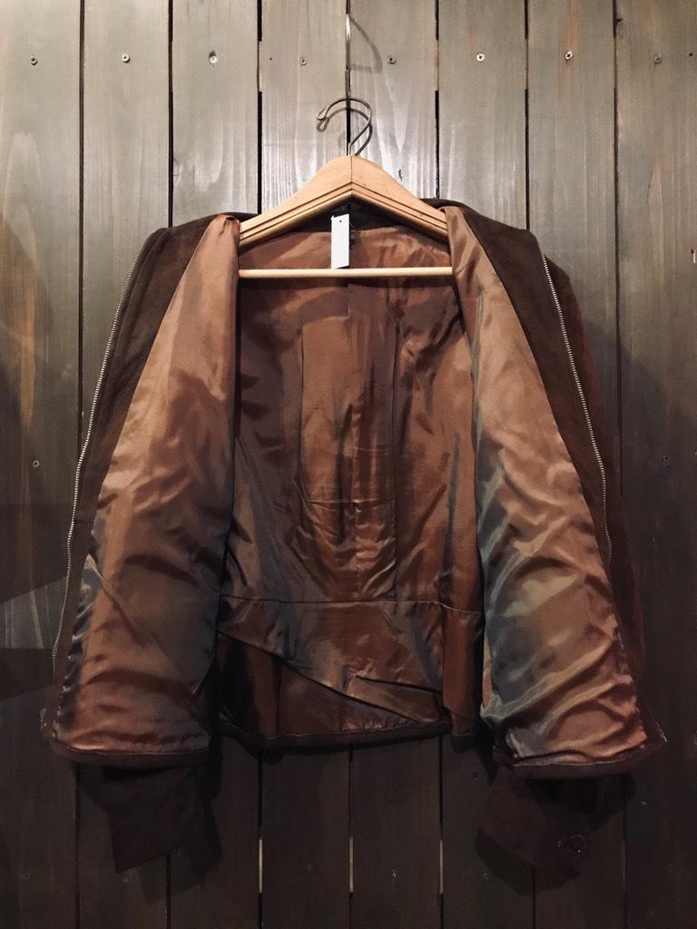 マグネッツ神戸店10/2(水)冬Vintage入荷! #8 Brown Leather Jacket!!!_c0078587_22344069.jpg