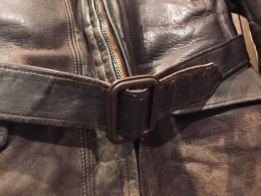 マグネッツ神戸店10/2(水)冬Vintage入荷! #8 Brown Leather Jacket!!!_c0078587_22370473.jpg