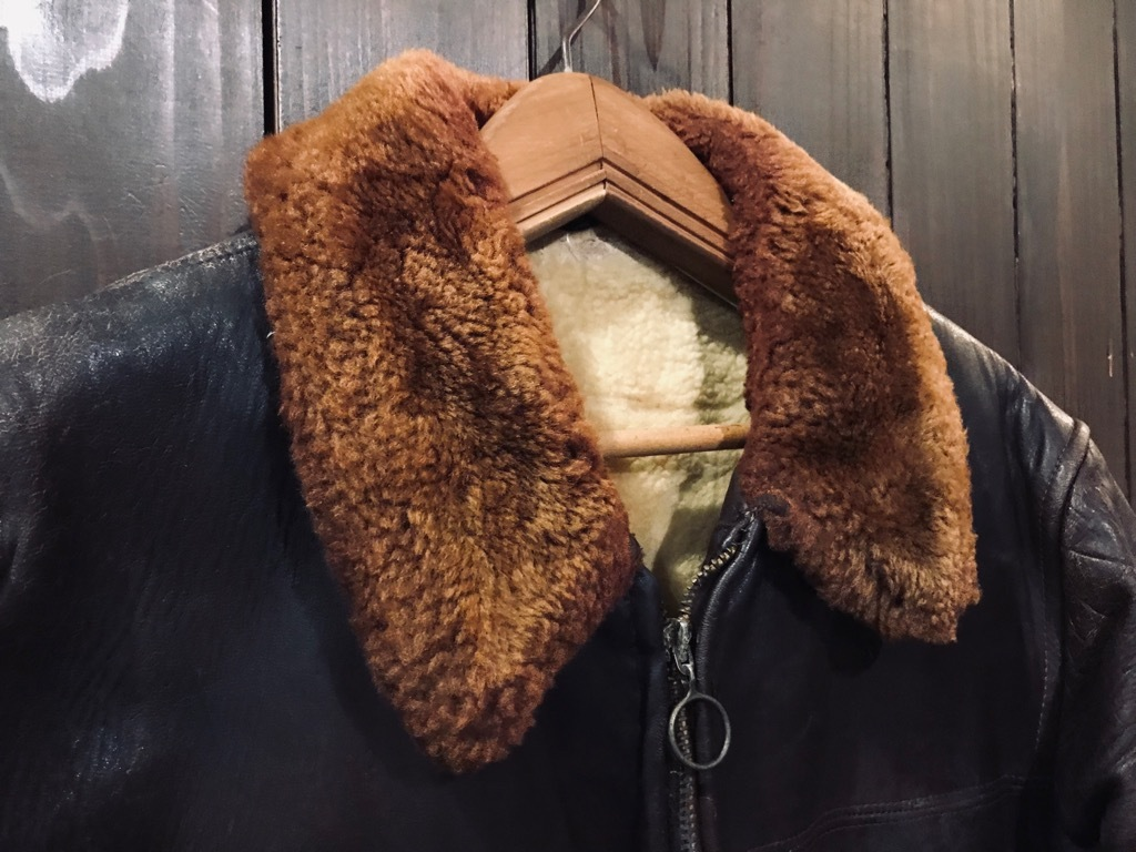 マグネッツ神戸店10/2(水)冬Vintage入荷! #8 Brown Leather Jacket!!!_c0078587_22370647.jpg