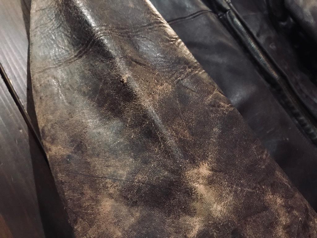 マグネッツ神戸店10/2(水)冬Vintage入荷! #8 Brown Leather Jacket!!!_c0078587_22390844.jpg