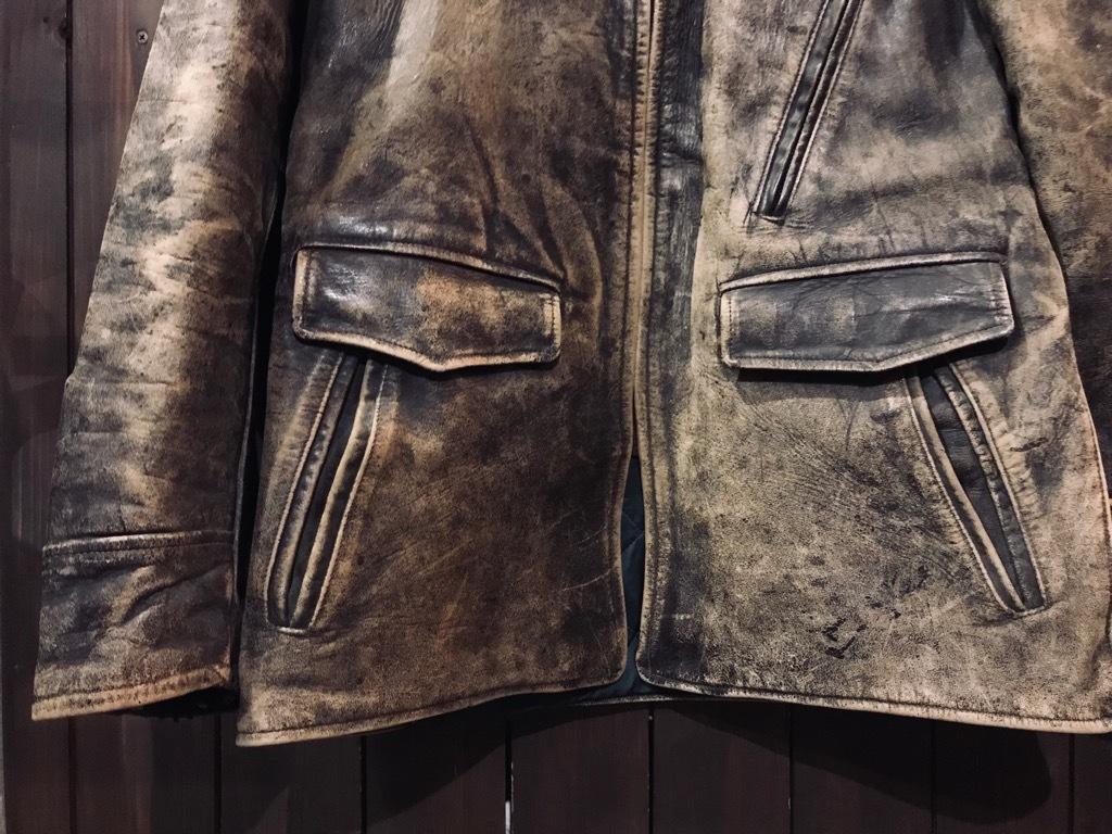 マグネッツ神戸店10/2(水)冬Vintage入荷! #8 Brown Leather Jacket!!!_c0078587_22402952.jpg