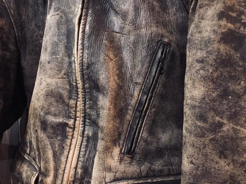 マグネッツ神戸店10/2(水)冬Vintage入荷! #8 Brown Leather Jacket!!!_c0078587_22403180.jpg