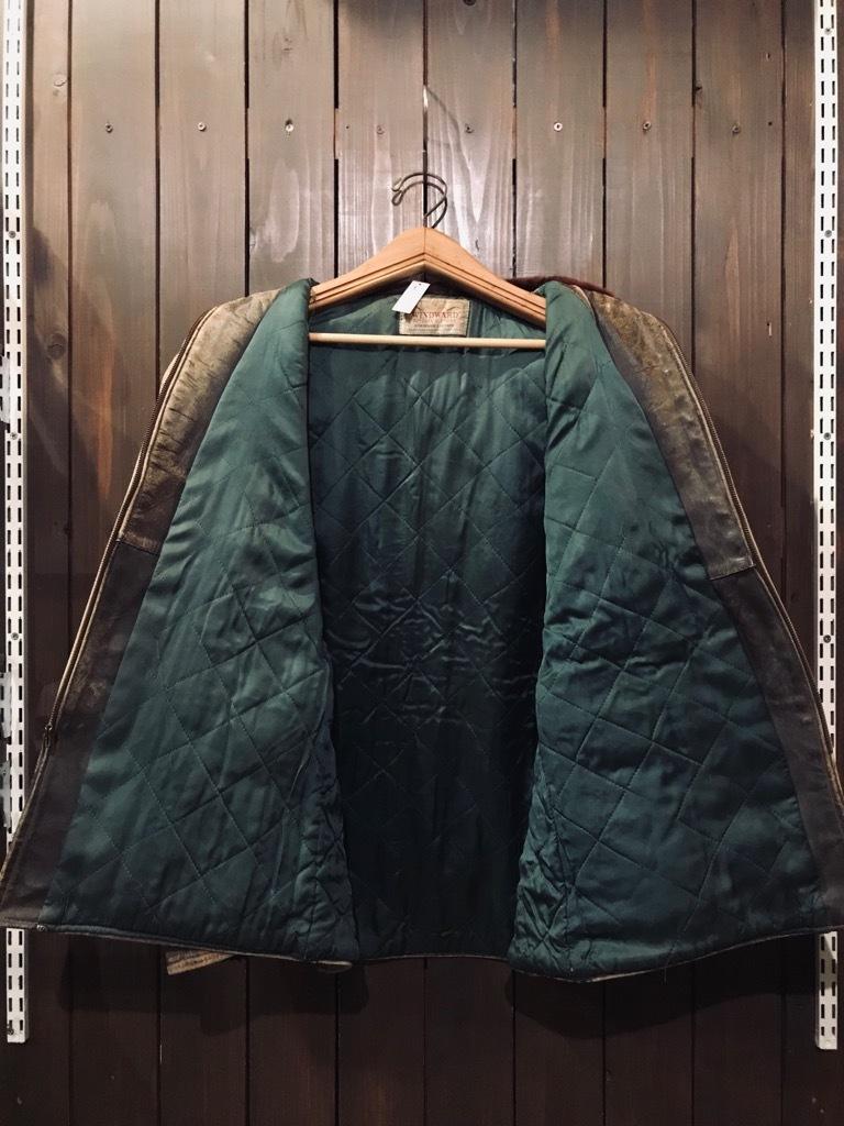 マグネッツ神戸店10/2(水)冬Vintage入荷! #8 Brown Leather Jacket!!!_c0078587_22413721.jpg