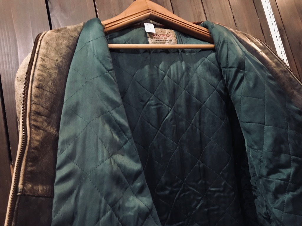 マグネッツ神戸店10/2(水)冬Vintage入荷! #8 Brown Leather Jacket!!!_c0078587_22413757.jpg