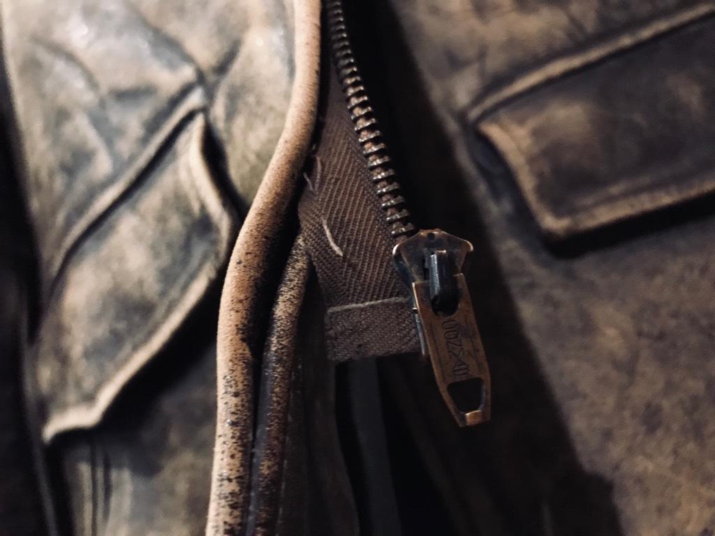 マグネッツ神戸店10/2(水)冬Vintage入荷! #8 Brown Leather Jacket!!!_c0078587_22413820.jpg