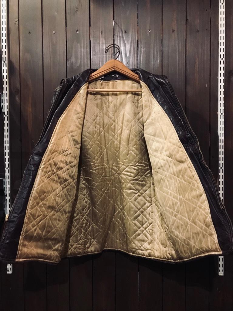 マグネッツ神戸店10/2(水)冬Vintage入荷! #8 Brown Leather Jacket!!!_c0078587_22424932.jpg