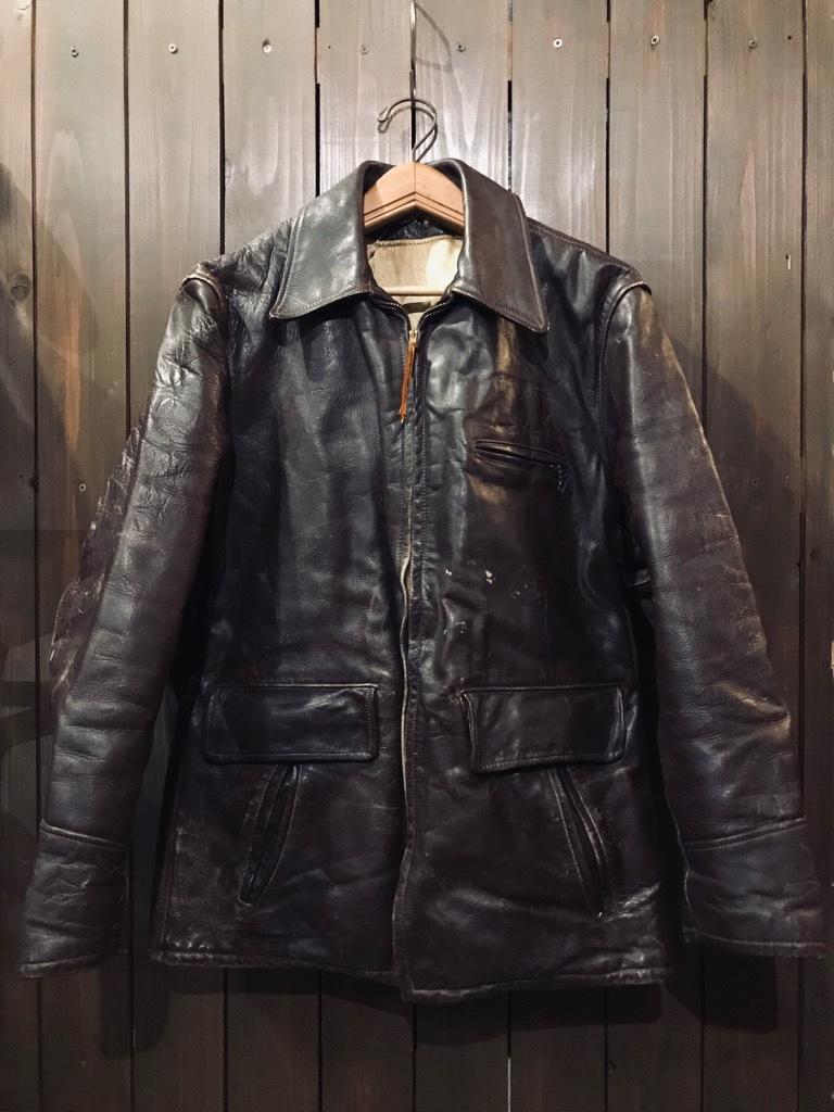 マグネッツ神戸店10/2(水)冬Vintage入荷! #8 Brown Leather Jacket!!!_c0078587_22425002.jpg