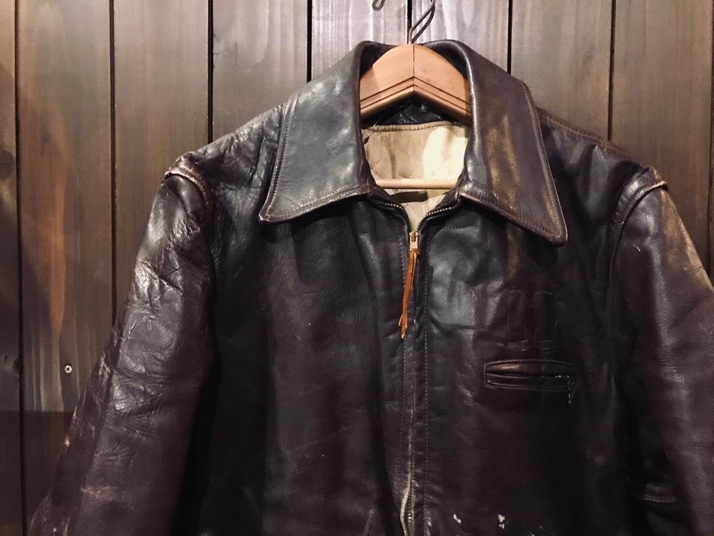 マグネッツ神戸店10/2(水)冬Vintage入荷! #8 Brown Leather Jacket!!!_c0078587_22425032.jpg