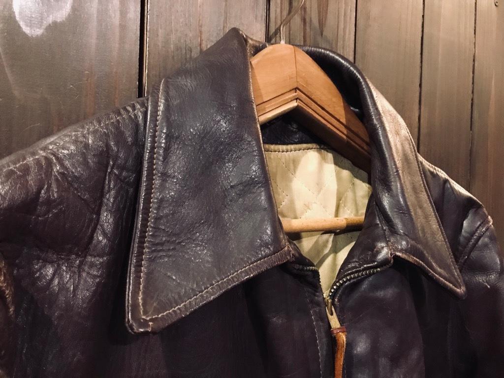 マグネッツ神戸店10/2(水)冬Vintage入荷! #8 Brown Leather Jacket!!!_c0078587_22425044.jpg