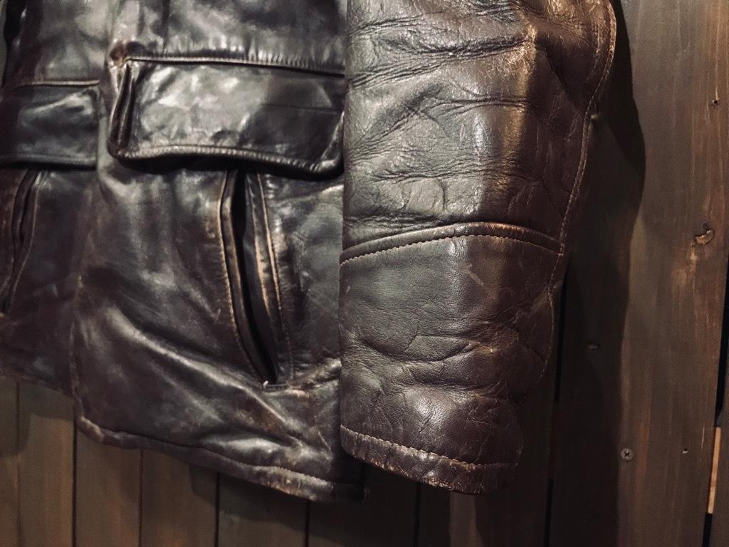 マグネッツ神戸店10/2(水)冬Vintage入荷! #8 Brown Leather Jacket!!!_c0078587_22425174.jpg