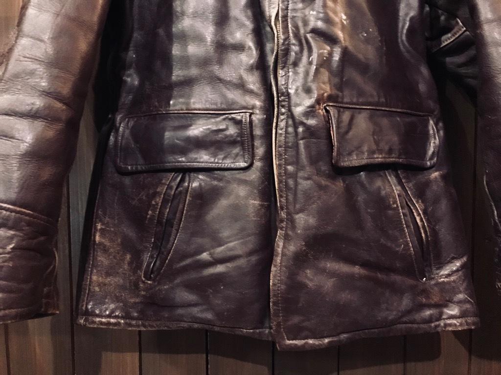 マグネッツ神戸店10/2(水)冬Vintage入荷! #8 Brown Leather Jacket!!!_c0078587_22425179.jpg