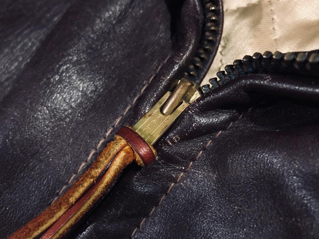 マグネッツ神戸店10/2(水)冬Vintage入荷! #8 Brown Leather Jacket!!!_c0078587_22442573.jpg